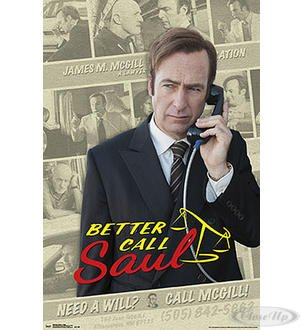 "Better Call Saul, POSTER, 61 x 91,5 cm/POSTER """