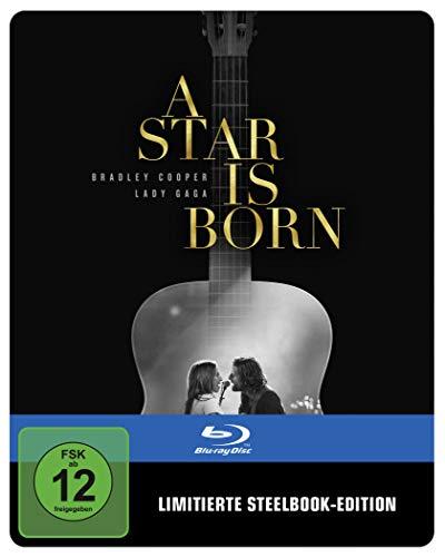 A Star Is Born (Steelbook) (exklusiv bei amazon.de) [Blu-ray]