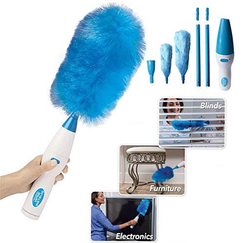 Homesee Spin Duster/Cepillo de Limpieza eléctrico