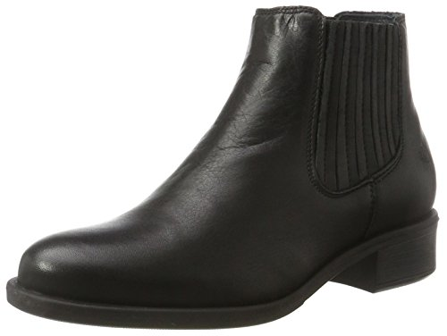 Apple of Eden Sting, Chelsea Boots Femme, Cognac