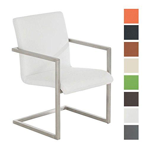 CLP-lgante-chaise-design-JAVA-visiteur-avec-accoudoir-cadre-en-acier-inoxydable-sige-confortable