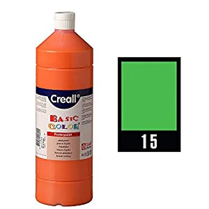 Creall havo018151000ml 15Mid Verde Havo Basic Color Póster Pintura Botella