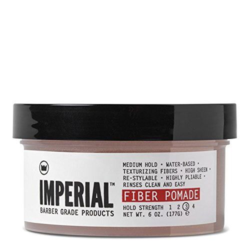 Imperial Barber Fiber Pomade by Imperial Barber Products
