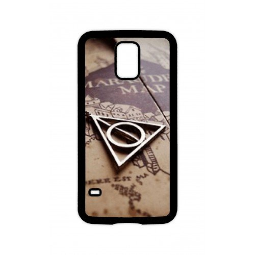 Harry Potter Design Telefon Fall 03, plastik, Black Phone Case, Samsung Galaxy S6 Edge