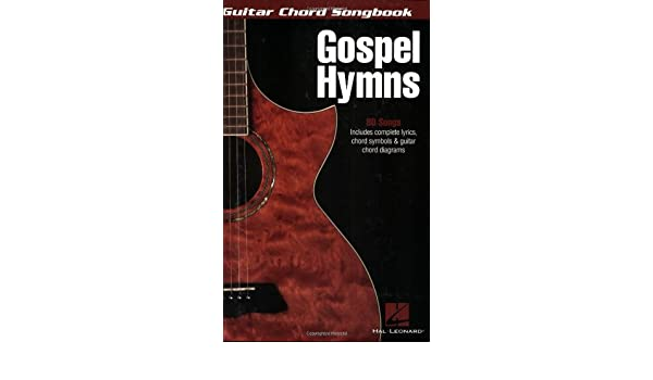 Buy Guitar Chord Songbook - Gospel Hymns Book Online at Low Prices ...