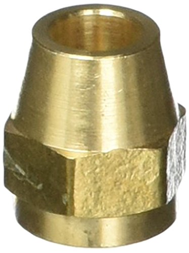 ANDERSON METALS CORP - 5/16-Inch Brass Short Flare Nut -