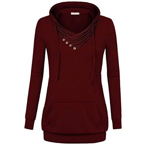 Halloween Damen Shirts Tees Tops Oberteile Oversize Pullover -