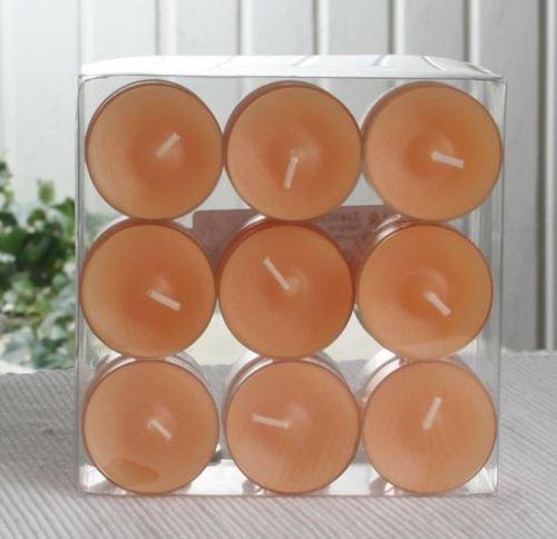 lumini-in-custodia-in-plastica-trasparente-18er-pack-caramel-beige-marrone-candele-lumini-ral