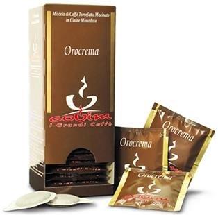 200 cialde da 7grammi in carta ESE diametro 44mm di caffe' COVIM