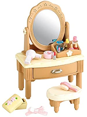 Sylvanian Families – 2936 – Dolls and Accessories – Dressing Table - inexpensive UK light store.