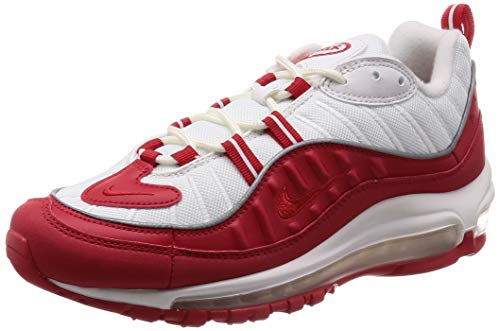Nike Air Max 98 640744-602 Homme, (University Red/University Red), 40 EU