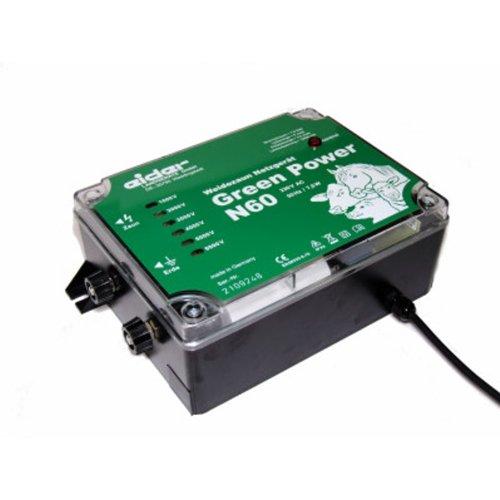 Weidezaungerät Netzgerät Green Power N60