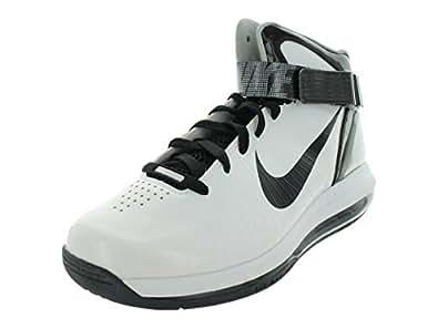 Nike Men's AIR Max Hyperdunk 2010 TB Basketball Shoes 11.5 (Atomic Orange/White)