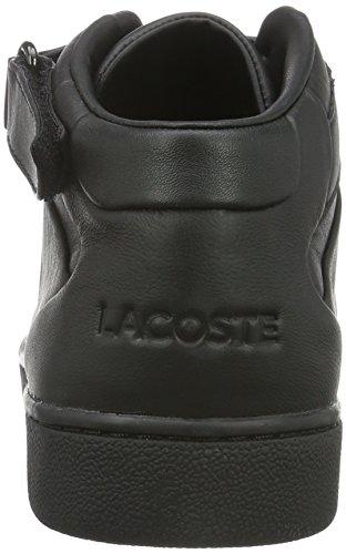 Lacoste Turbo 316 1, Baskets Basses Homme Noir - Schwarz (Blk 024)