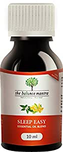 The Balance Mantra Sound Deep Sleep With 'Sleep Easy Essential Oil Blend' Avoid Sleep Deprivation, Enhance Sleep Cycle
