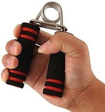 Inditradition HNDGRP Iron Hand Grip, Free Size (Black)