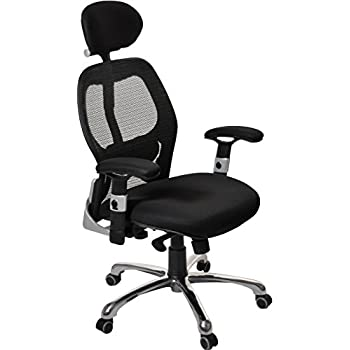 Ancheer Ergonomic Executive Mesh Office Chairs With