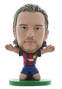 SoccerStarz - Figura con Cabeza móvil FC Barcelona (400825)
