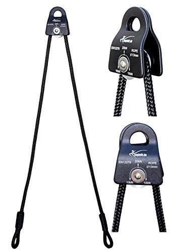 eaglefit ® Sling Trainer Erweiterung mit Umlenkrolle und Seil; für Schlingentrainer