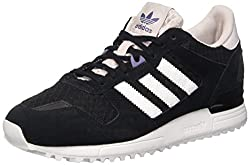 adidas Originals Womens Zx 700 W Cblack, Ftwwht and Icepur Running Shoes - 6 UK/India (39.33 EU)