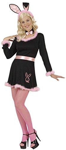 Bunny Girl (Black) - Adult Kostüm (Alle Black Bunny Kostüme)