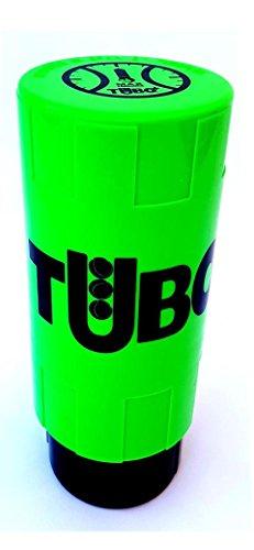 TUBOPLUS Contenitore sotto pressione (fluor verde) Tennis / Padel