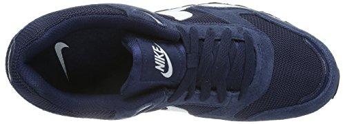 MD RUNNER scuro Gris Uomo Sneaker Blu TXT Nike SP15 Blanco qA5wap1d
