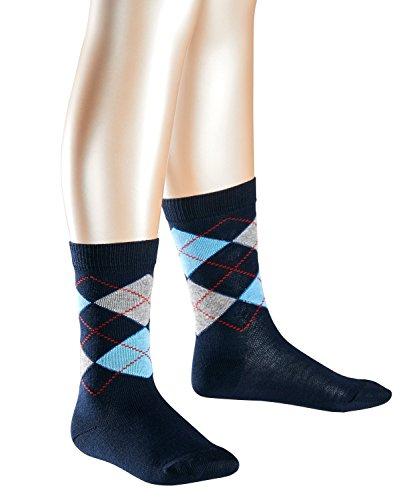 FALKE Classic Argyle - Calcetines para niñas Falke