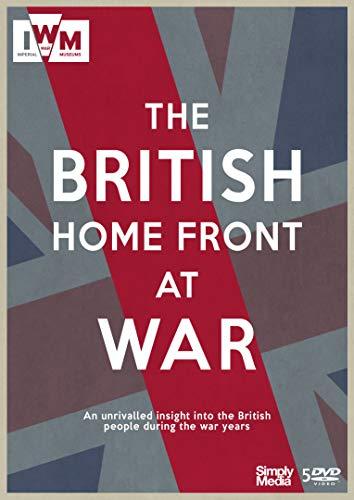The British Home Front At War - Box Set - IWM [DVD] -