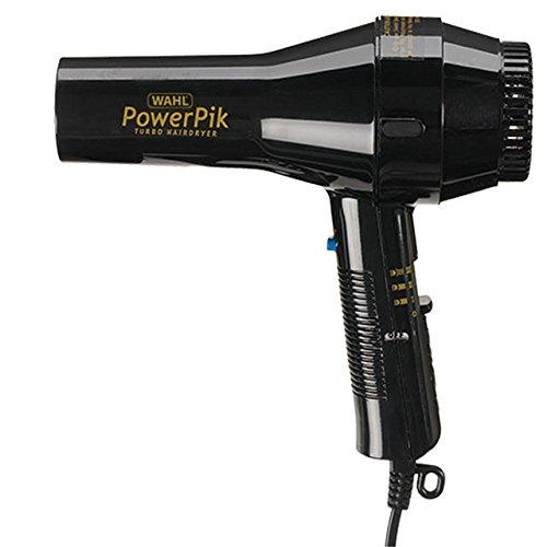 Wahl WL0052 - Secador de pelo, color negro
