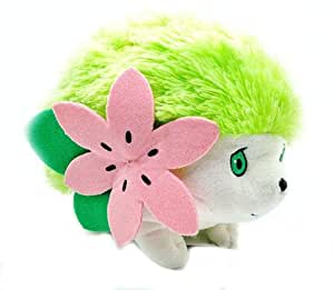 Quality Pokemon Pikachu Soft Plush Doll Toy Kid Gift--Shaymin M010348