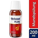 Chlorhexamed FLUID 0,1%, Antiseptische Mundspüllösung mit Chlorhexidin, 200 ml, bei bakteriell bedingten Entzündungen des Zahnfleischs und der Mundschleimhaut