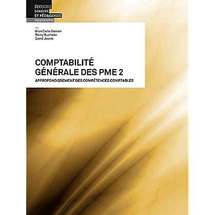 Comptabilite Generale des Pme- Volume 2