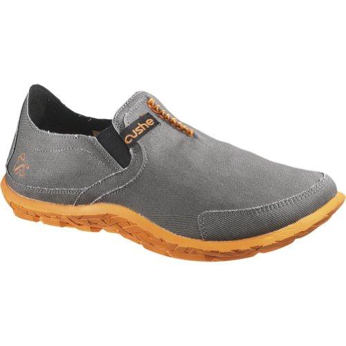 Cushe Mens Slipper Grey/Orange Slipper *