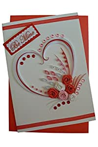 Mishti creations handmade love greeting card for your valentine mishti creations handmade love greeting card for your valentine m4hsunfo