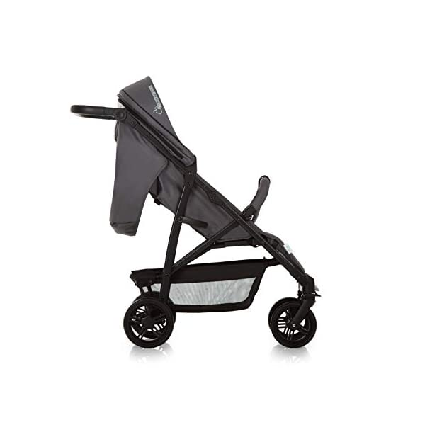 Hauck Rapid 4 X Plus Trio Set, 3-in-1 Travel System from Birth Up To 25 kg, Infant Car Seat Group 0, Carrycot and Buggy, One Hand Fold, Height-Adjustable Push Handle, Lying Position, Mickey Cool Vibes  3 in 1 stroller set. includes pushchair, carry cot and group 0+ car seat. Rapid fold system. the one hand fold system makes this pushchair ideal for shopping trips, and it folds small enough to fit in most car boot Optional isofix base.  the group 0+ car seat is compatible with the hauck comfort fix car seat base. 10