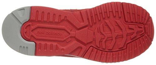 Crianças Balance Instrutor 530 vermelho Cinza Vermelho New Unissex 7EqOxdwnC