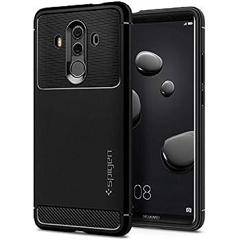 temp Verre Cases, Covers & Skins Cell Phones & Accessories Pour Huawei Mate 10 Porsche Design Neuf Gel Noir Étui De Téléphone