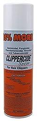 Clippercide 72130 Aerosol Spray, 15 Ounce