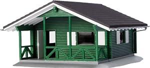 Busch - Edificio para modelismo ferroviario H0 Escala 1:87 (BUE1081)