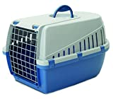 Savic Trotter 3 Transportbox Atlantic Blue, hellgrau, 60,5 x 40,5 x 39 cm