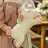 Wegji Rag Doll Cute Girl Plush Toys Unicorn Doll Creative Birthday Gift Net Red 60Cm