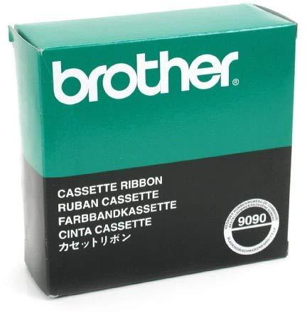 Brother Farbbandkassette, Nylon schwarz, für M-1300 Serie / -1800 Serie / -1900 Serie