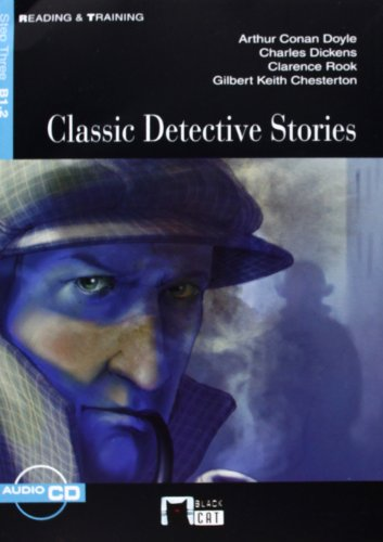 Classic detective stories, ESO. Material auxiliar