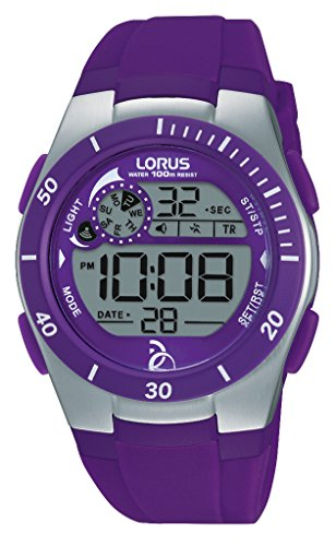 Lorus Watches R2381KX9 Orologio bracciale unisex Novak Djokovic Foundation,...