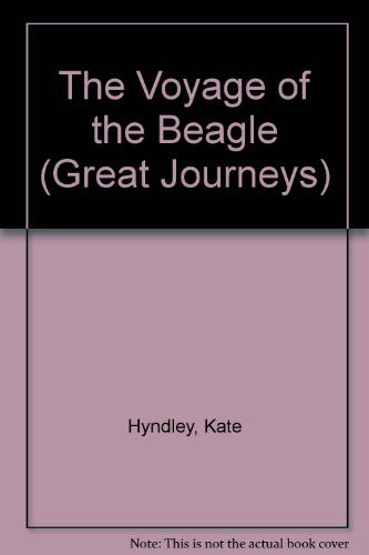 The voyage of the Beagle.