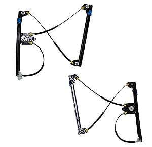 Mécanisme de lève-vitres électrique 8200000937 bestAutoVest gauche