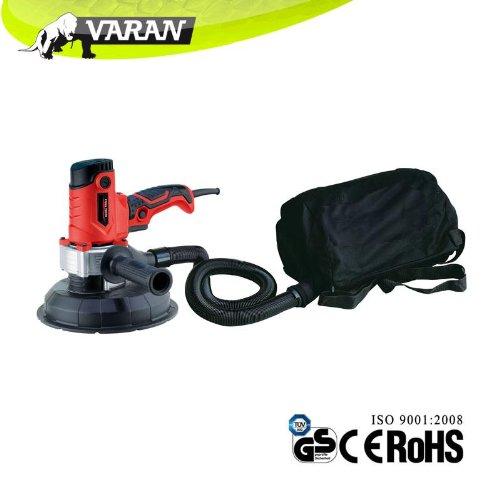 Varan Sweat Motors–Schleifmaschine von Gipskarton Astronomie Hat Hand 850W mit Tasche von Reception von Staub