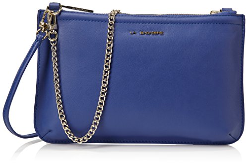 La Bagagerie Clutch M L, Pochettes Bleu