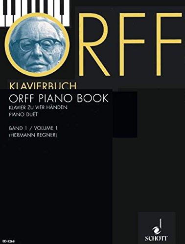 Orff Klavierbuch 1 Piano